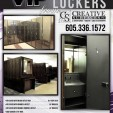 VIP Lockers for Fitness Centers, Country Clubs, Salons and More!
