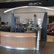 Custom Cabinets at Billion GMC