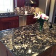 Beautiful Quartz Countertops in Hjellming Home