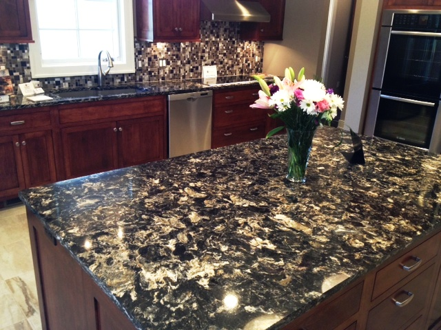 Beautiful Quartz Countertops In Hjellming Home Creative Surfaces Blog
