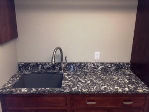 quartz countertops Laundry Room