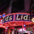 """Lids"" Exterior Commercial Signage Shines in NYC"