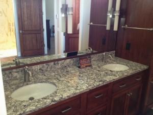 quartz countertops Master Bath