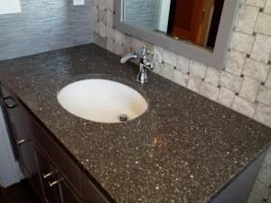 quartz countertops Powder Bath