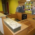 New Commercial Cabinetry For Santosha