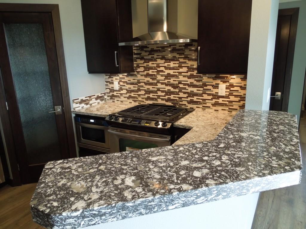 Quartz Countertops In Shiva Construction Home Creative