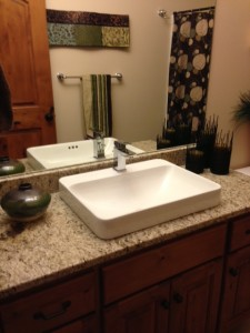 Granite Countertop in Okoboji