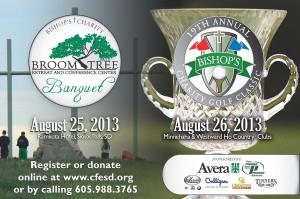 Bishops Golf Event