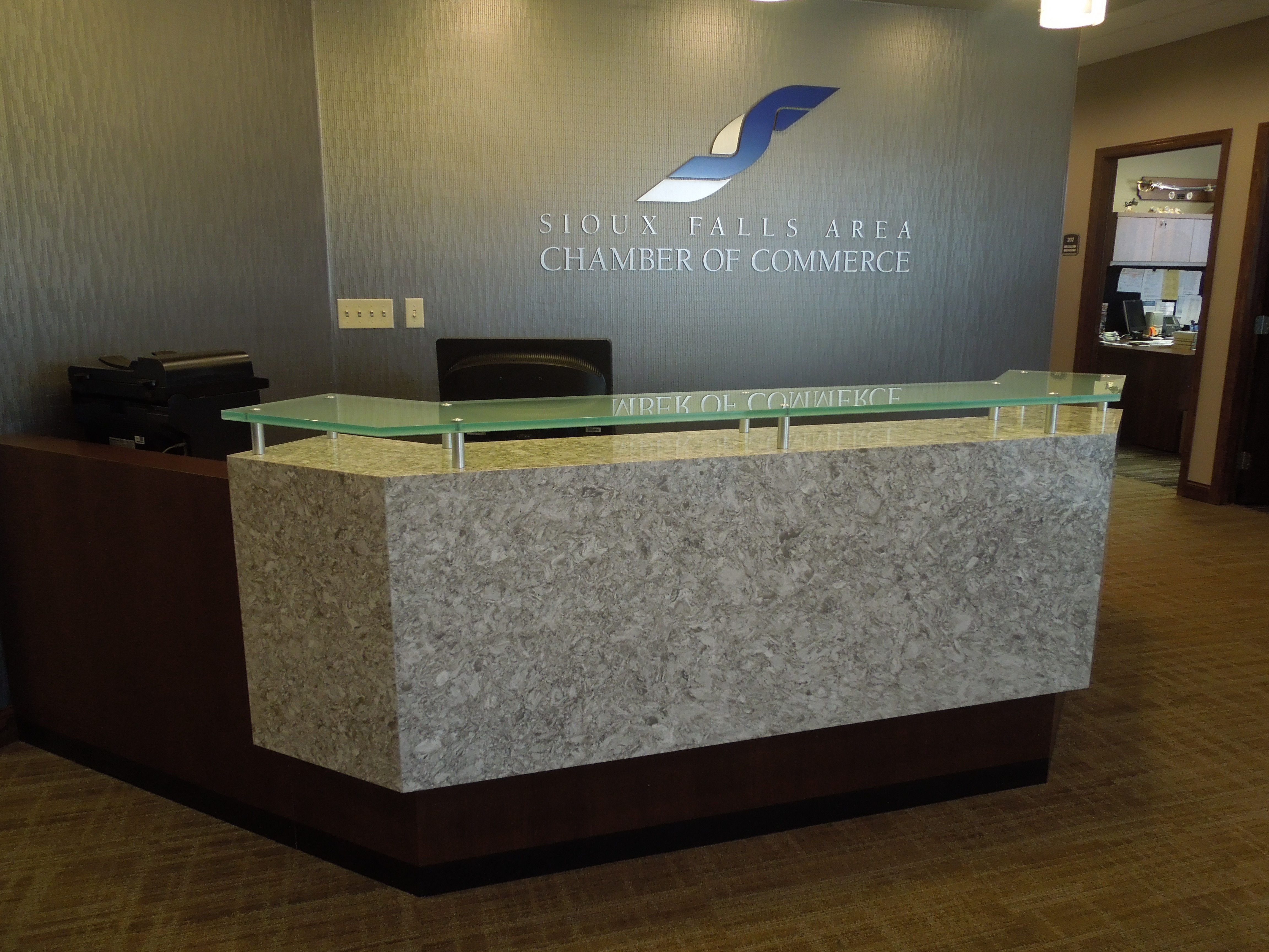 Custom Design Cabinetry Gives New Look To Sioux Falls