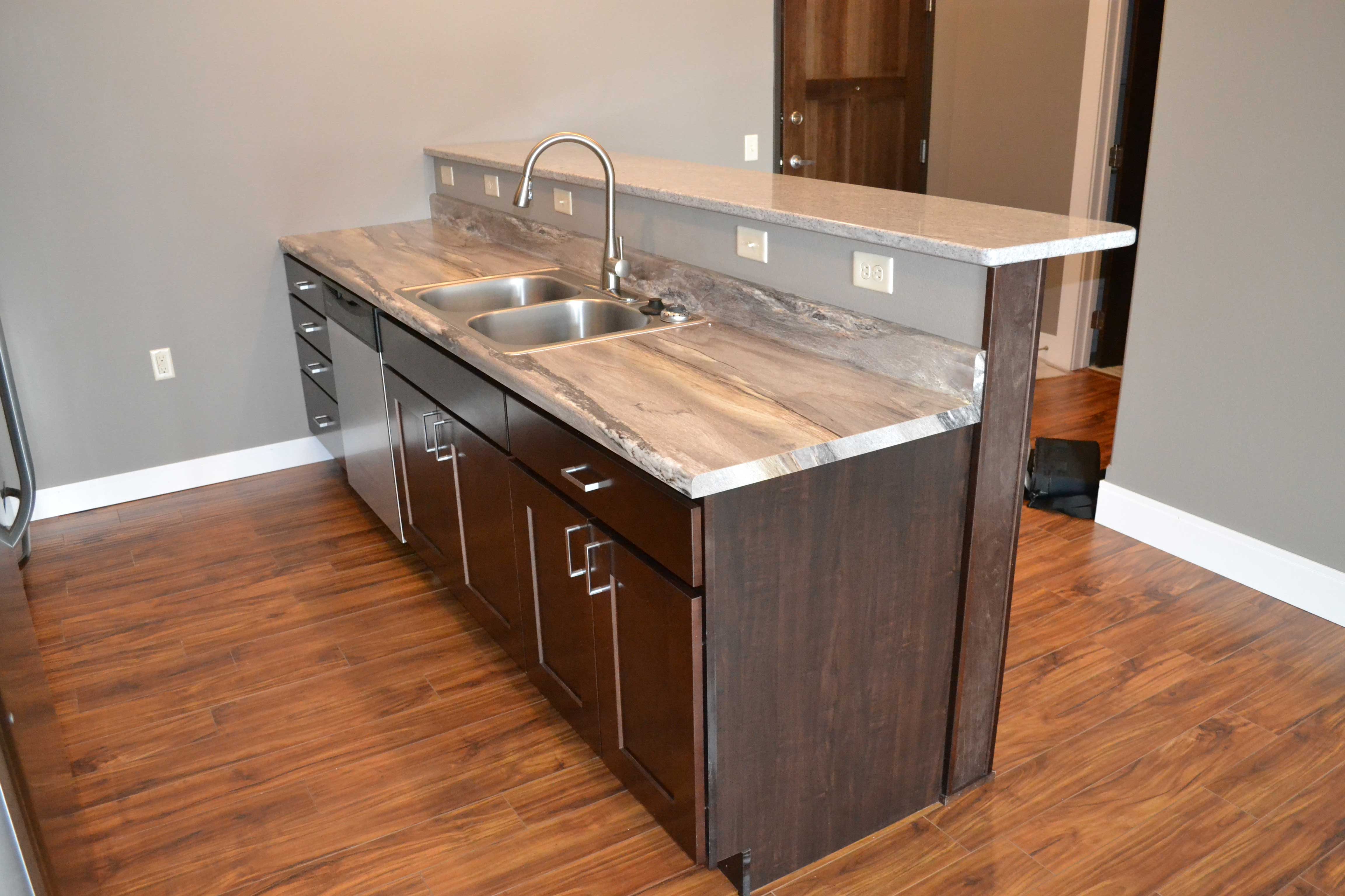 Formica Kitchen Island
