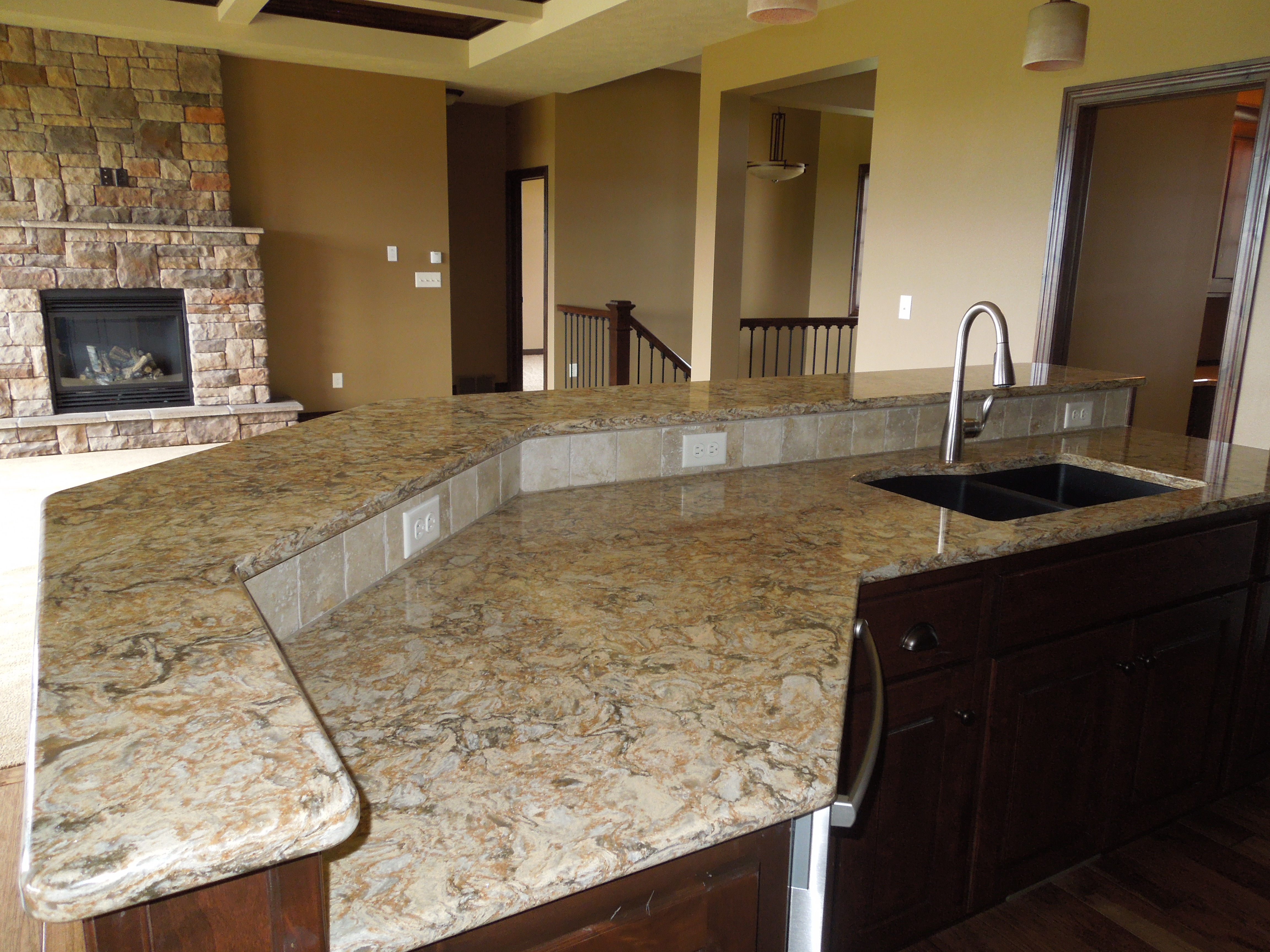 Cambria more than 100 designs creative surfaces blog for Kitchen design ideas quartz
