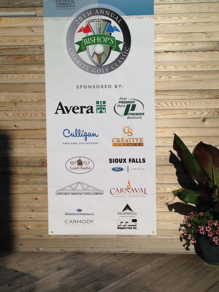 Creative Surfaces Sponsors Bishops Golf Creative Surfaces