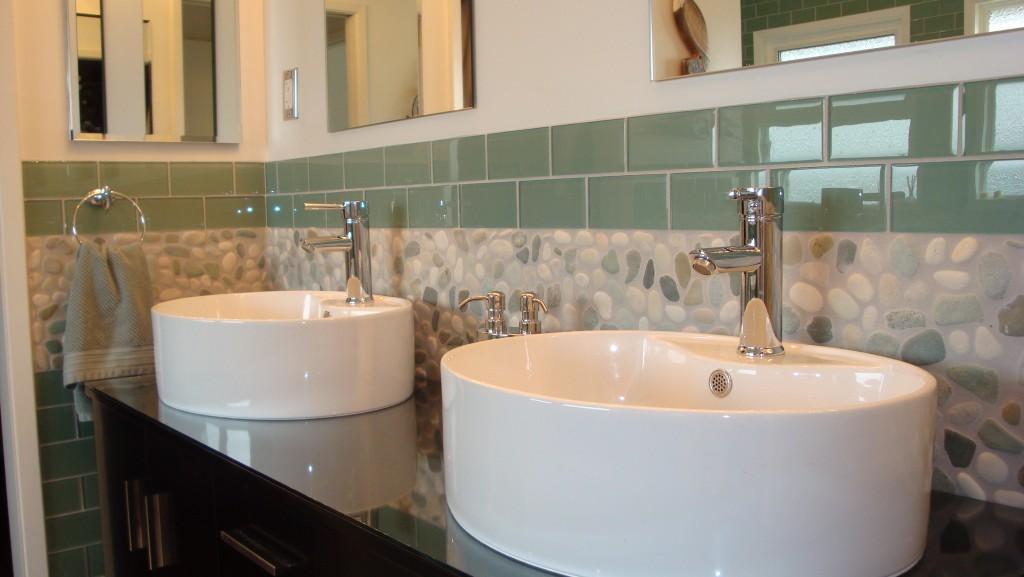 Bathroom Backsplash Ideas - Creative Surfaces blog