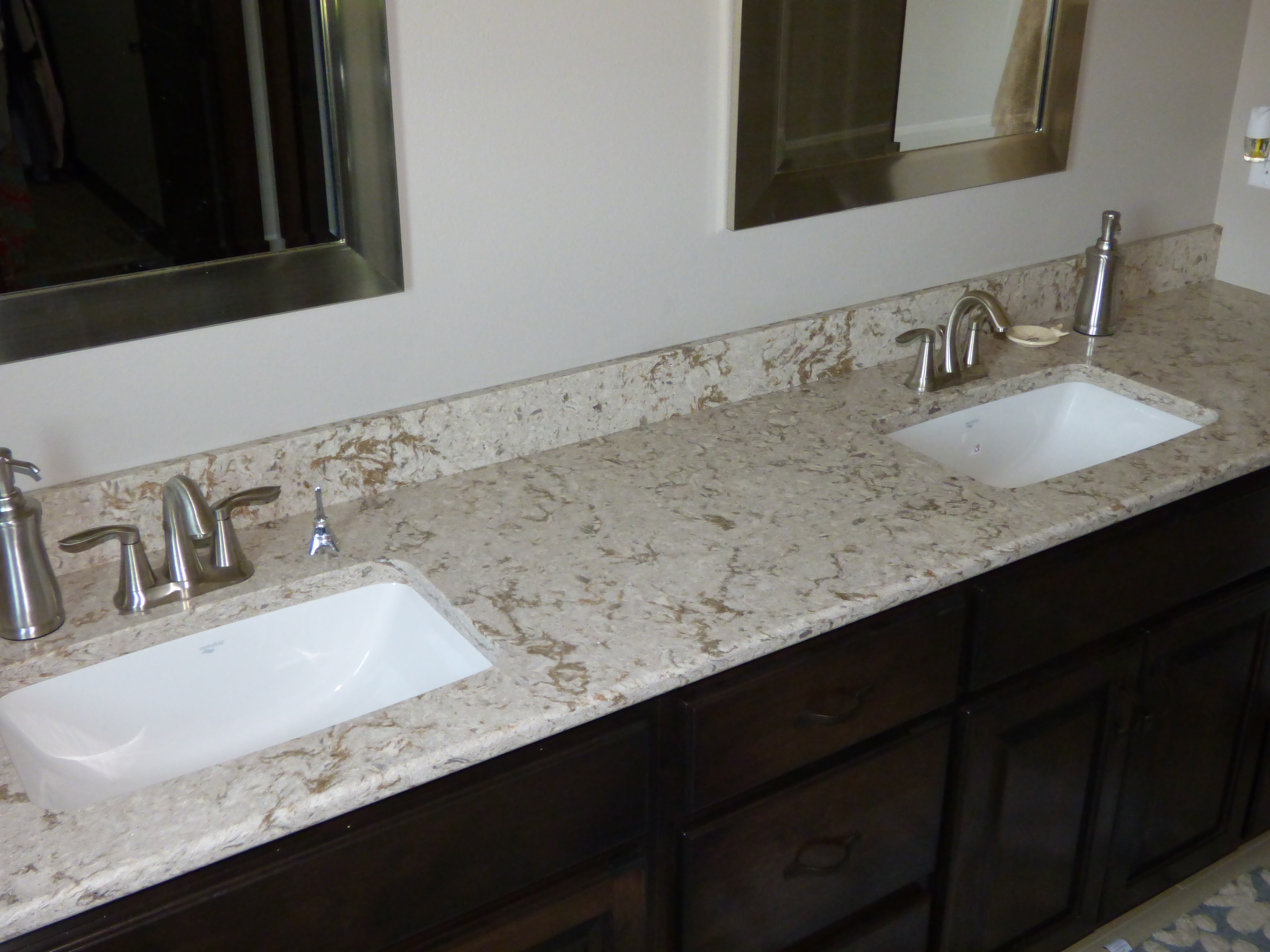 White Kitchen Backsplash Tile Cambria Quartz Countertops Creative Surfaces Blog