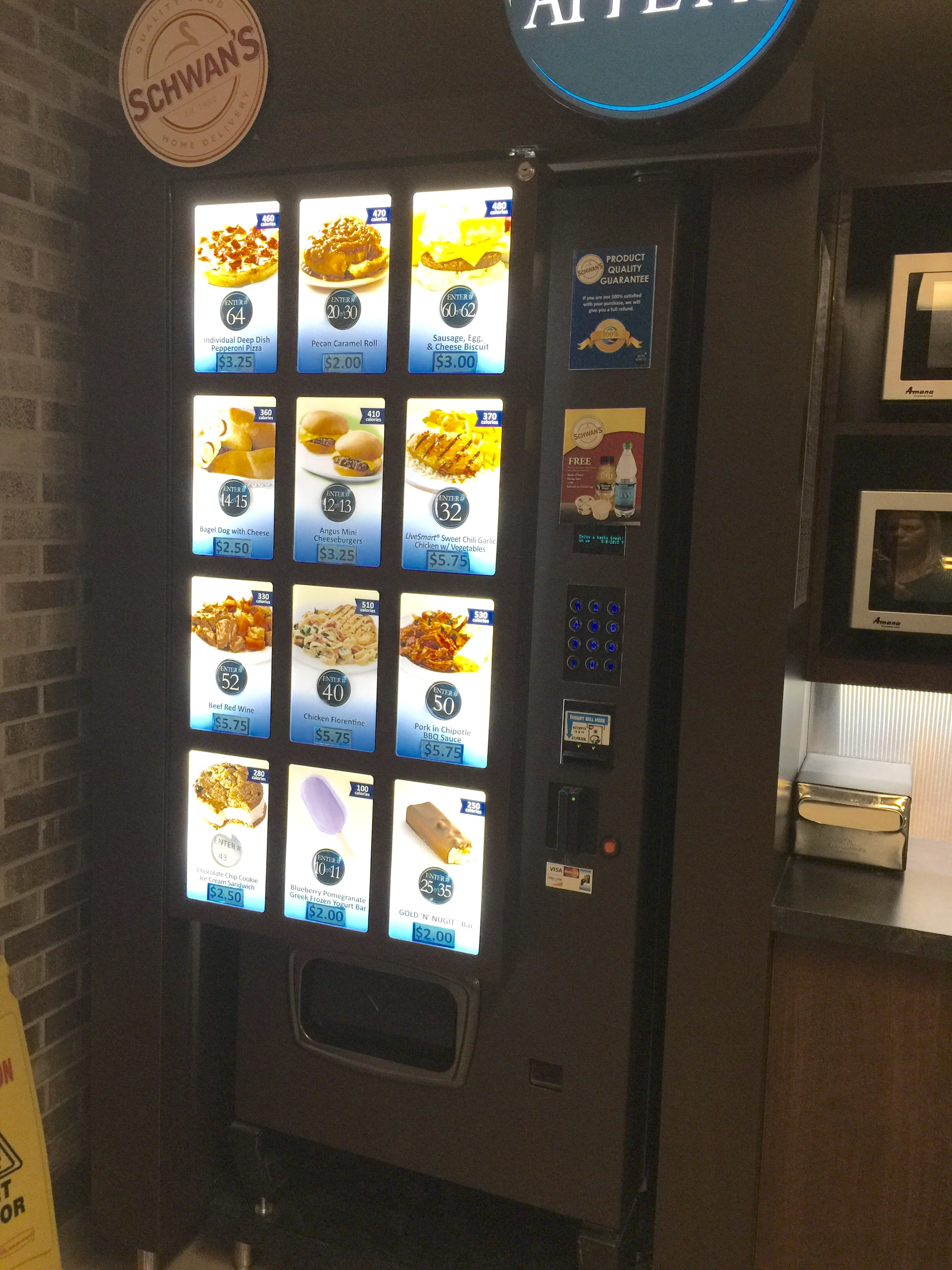 Custom Vending Machine Cabinetry Creative Surfaces Blog