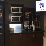custom vending machine cabinetry