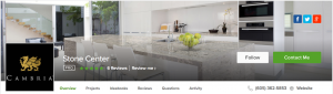 Stone Center on Houzz